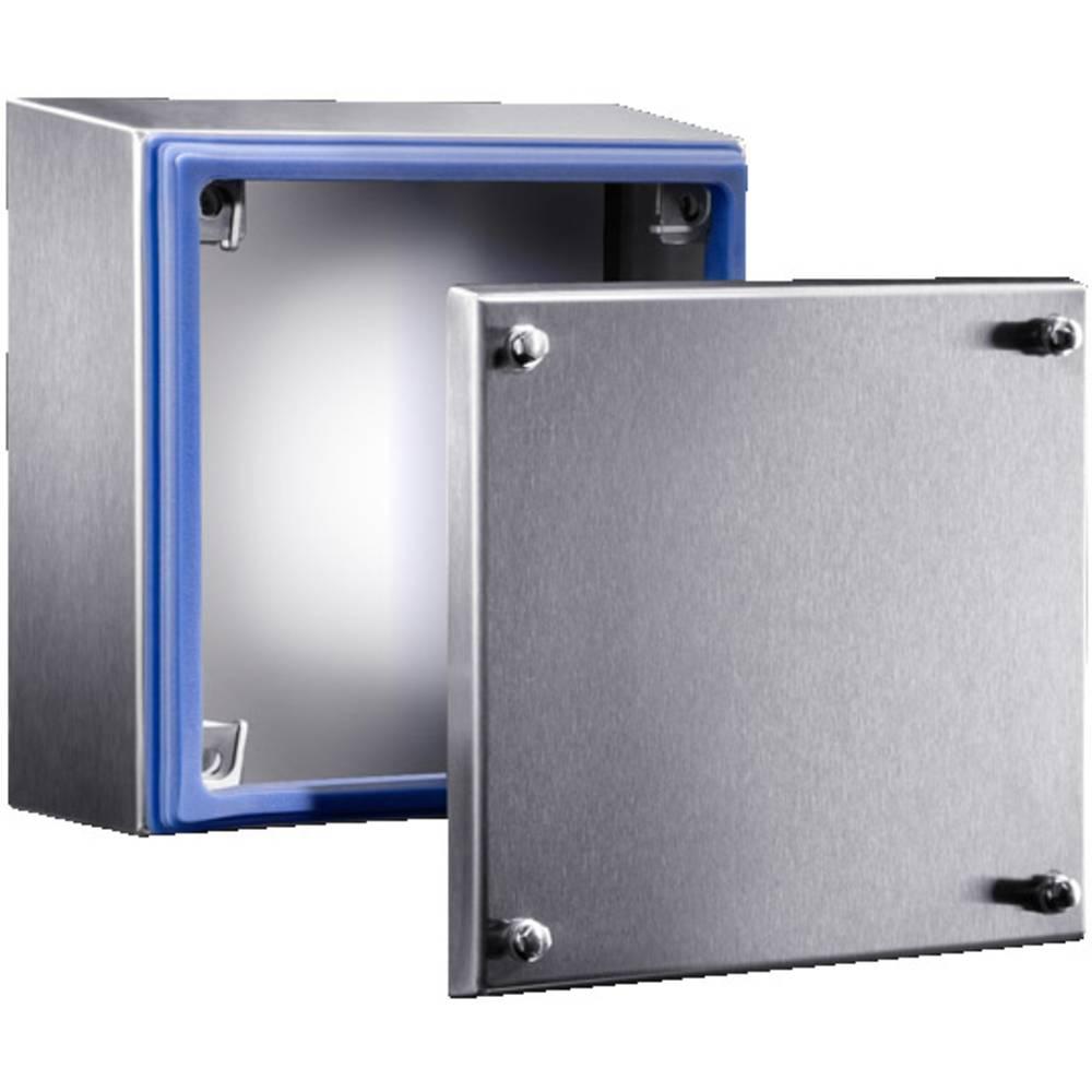 Installationskabinet Rittal HD 1672600 200 x 200 x 120 Rustfrit stål 1 stk