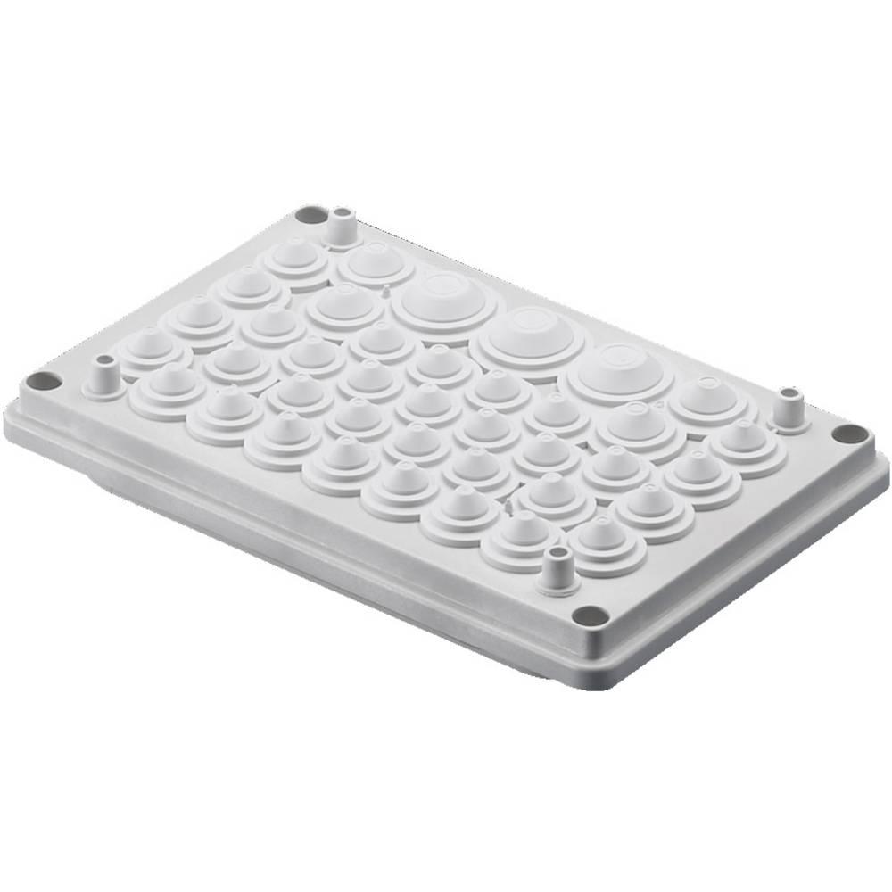 Kabelska uvodna ploča izolacijski materijal sive boje (RAL 7032) Rittal SV 9665770 1 kom