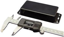 Universalkabinet 165 x 71 x 29 ABS Sort Hammond Electronics 1591HFLBK 1 stk