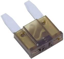 Conrad-Mini osigurač, pljosnat, industrijski/automobilski, braon, utični, 32V, 7.5A