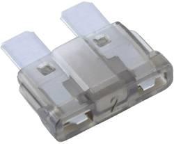 Conrad-Standardni pljosnati osigurač, automobilski/industrijski, siv, utični, 32V, 2A