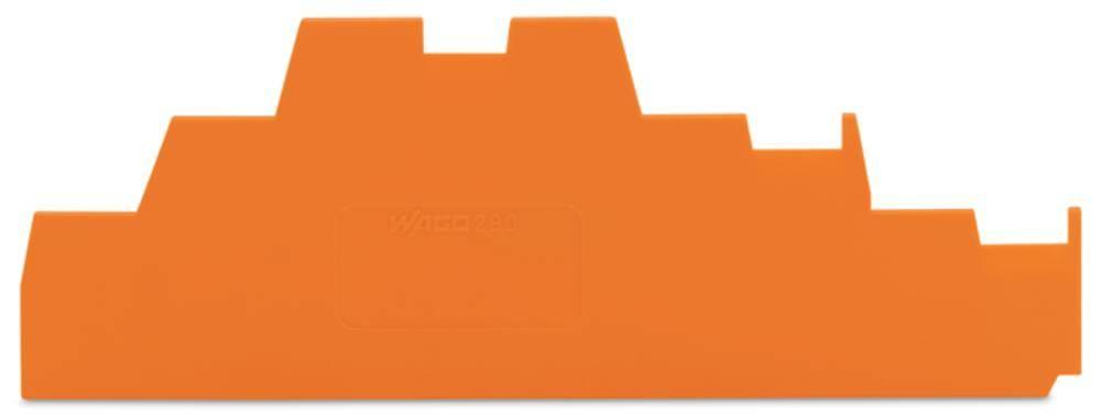 Intermediate plate WAGO 50 stk