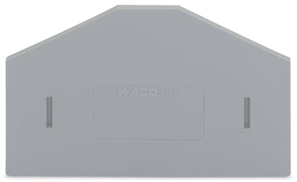 Separator plate WAGO 100 stk