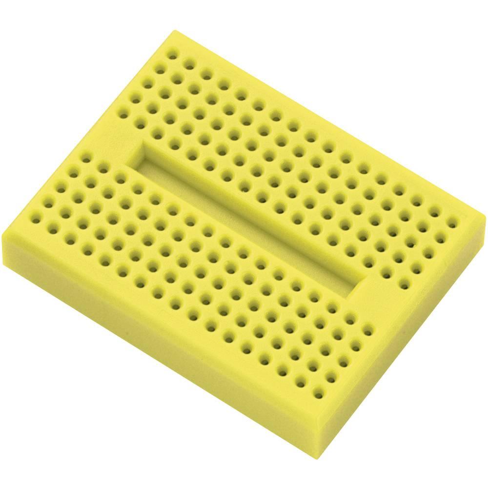 Testna plošča rumena (D x Š x V) 45.72 x 35.56 x 9.40 mm število povezovalnih sponk 170