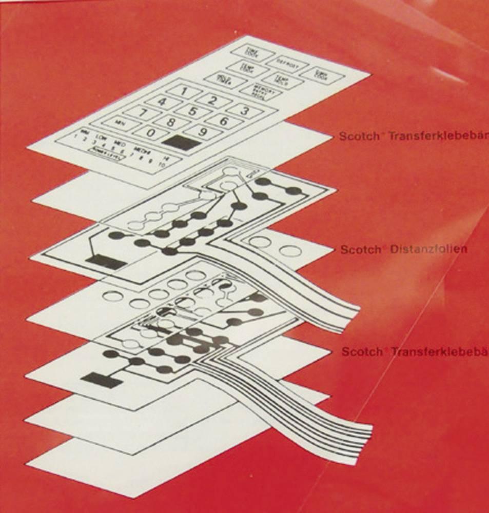 Prozorna folija M500C M 500c,(D x Š) 300 mm x 210 mm, velik(D x Š) 300 mm x 210 mm, velik