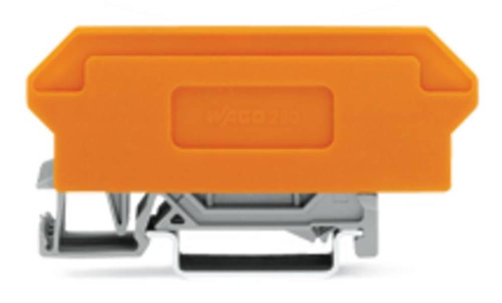 Basisklemmeblok 5 mm Trækfjeder Belægning: L Grå WAGO 280-629 1 stk