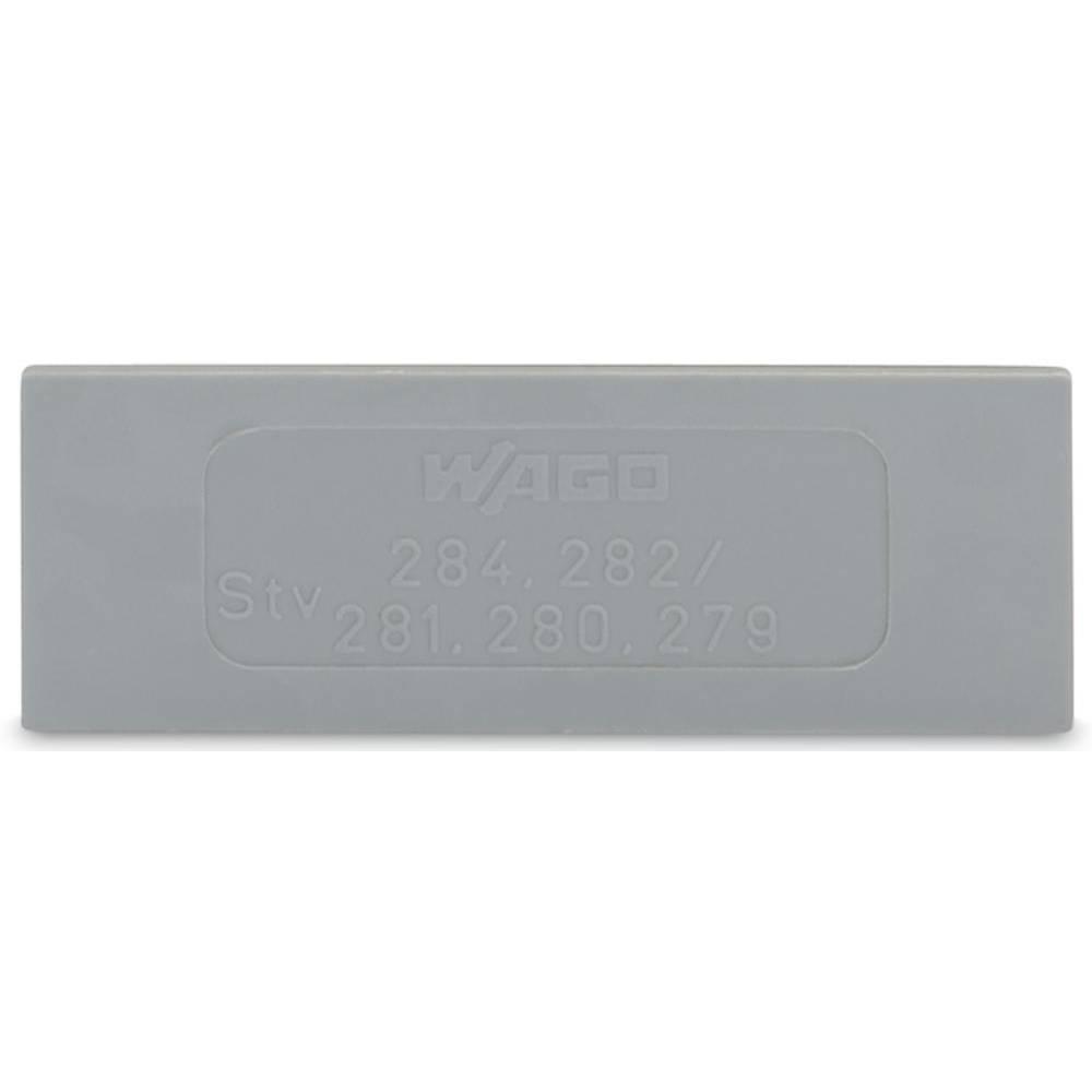 Reduzierzwischenplatte WAGO 100 stk
