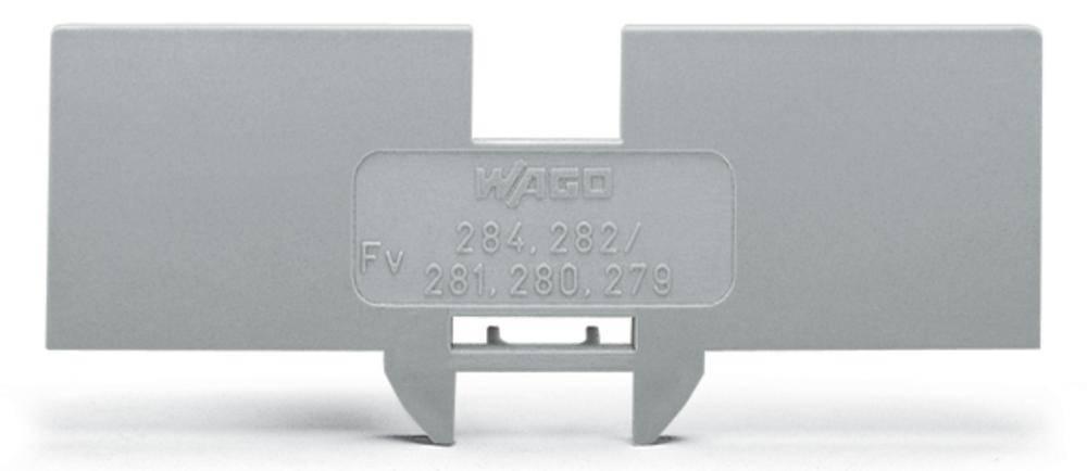 Reduzierabdeckplatte WAGO 100 stk