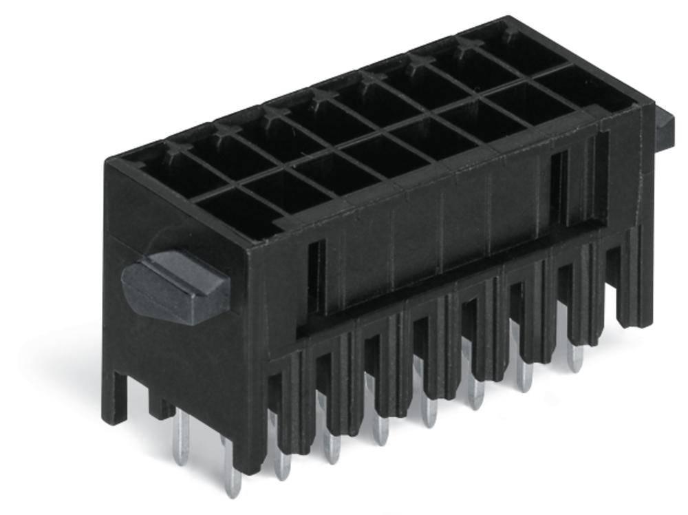 Pinski konektor (standarden) WAGO 713-1414/037-000, mere: 3.50 mm 20 kosov