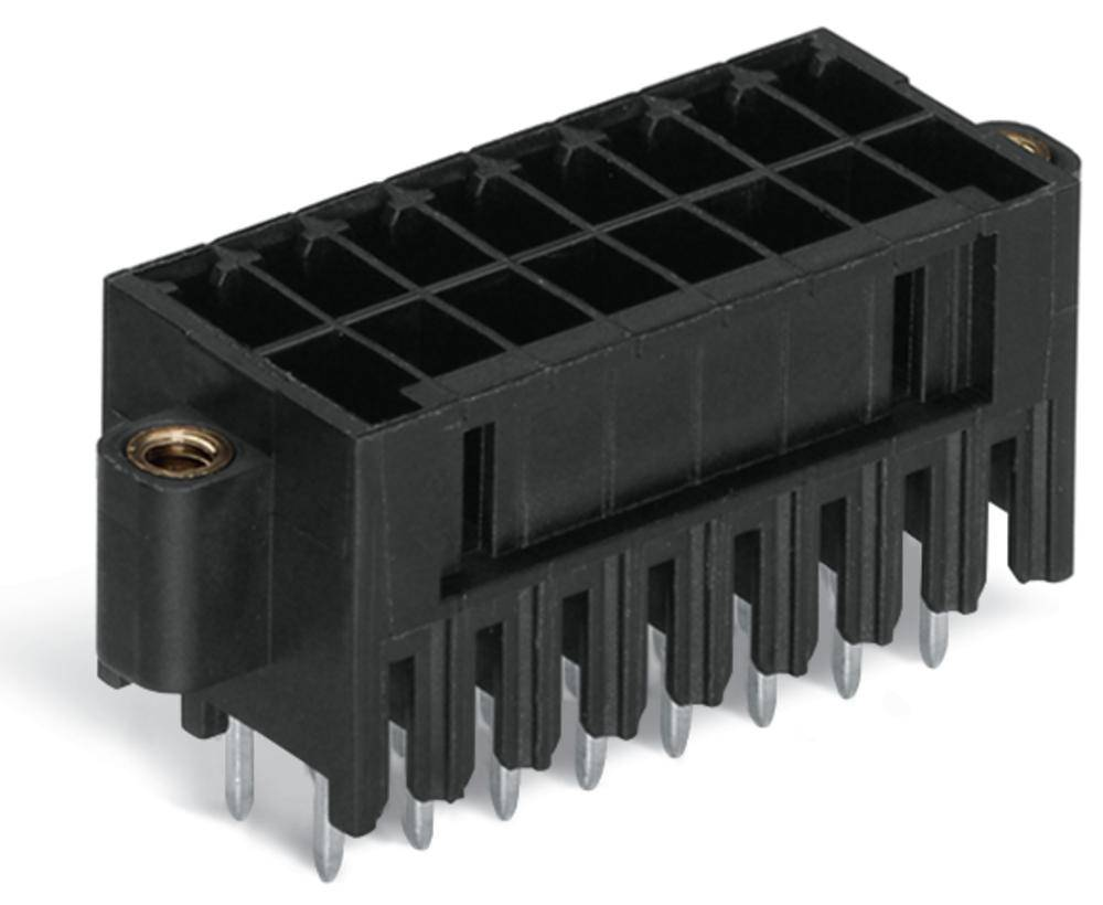 Pinski konektor (standarden) WAGO 713-1412/117-000, mere: 3.50 mm 20 kosov