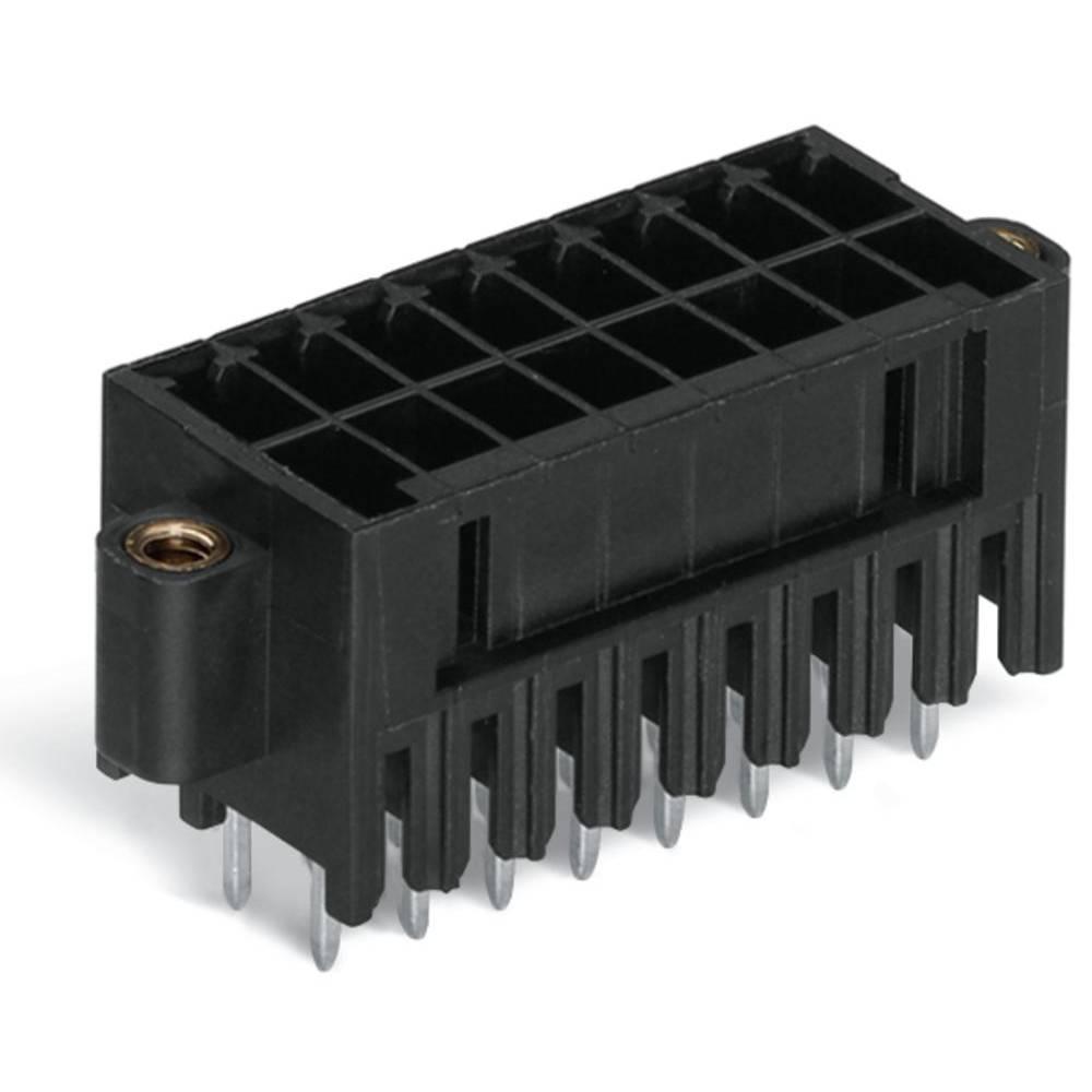 Pinski konektor (standarden) WAGO 713-1409/117-000, mere: 3.50 mm 25 kosov