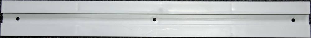 DIN-skinne WeroPlast 2200 Plast 400 mm 1 stk