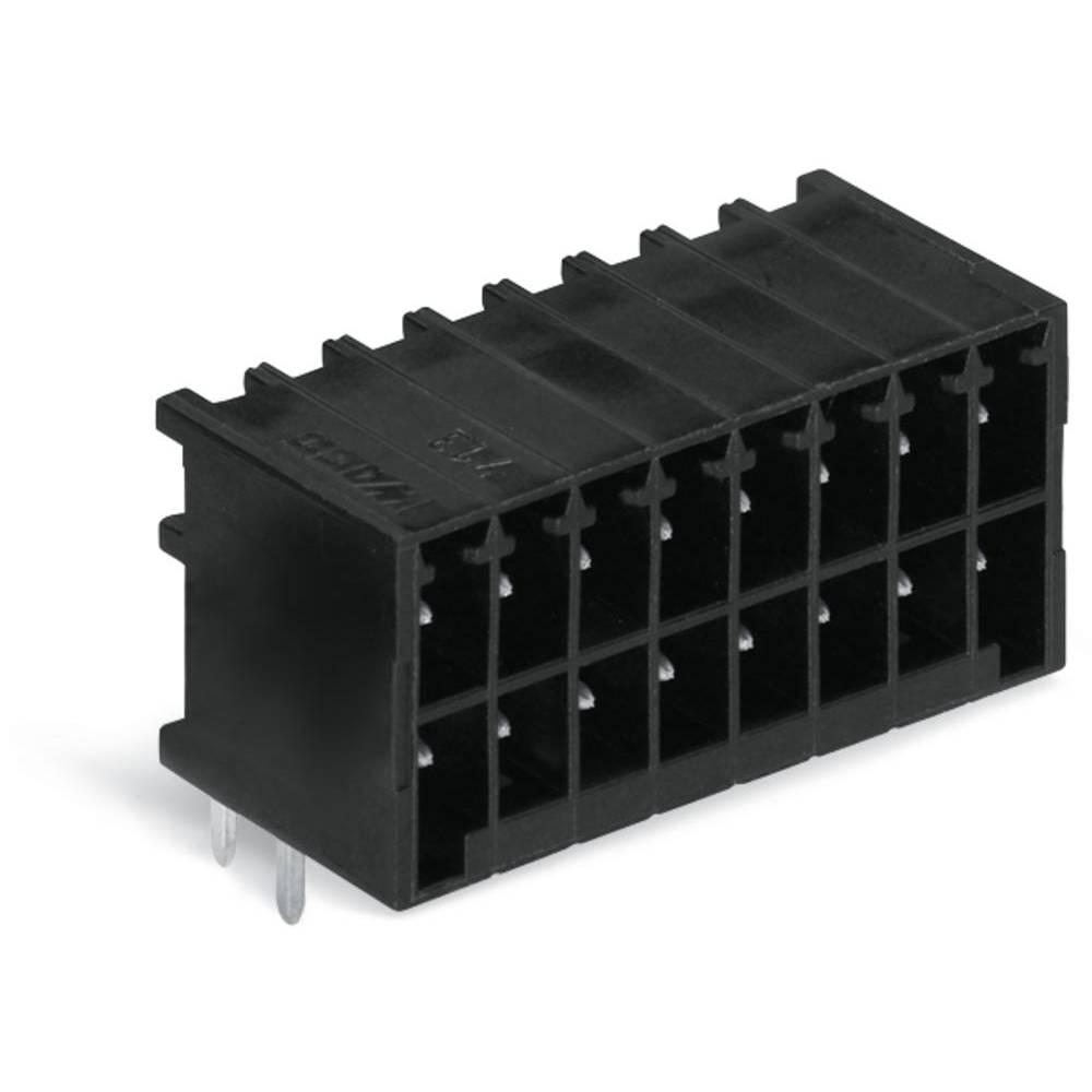 Pinski konektor (standarden) WAGO 713-1428/105-000, mere: 3.50 mm 25 kosov