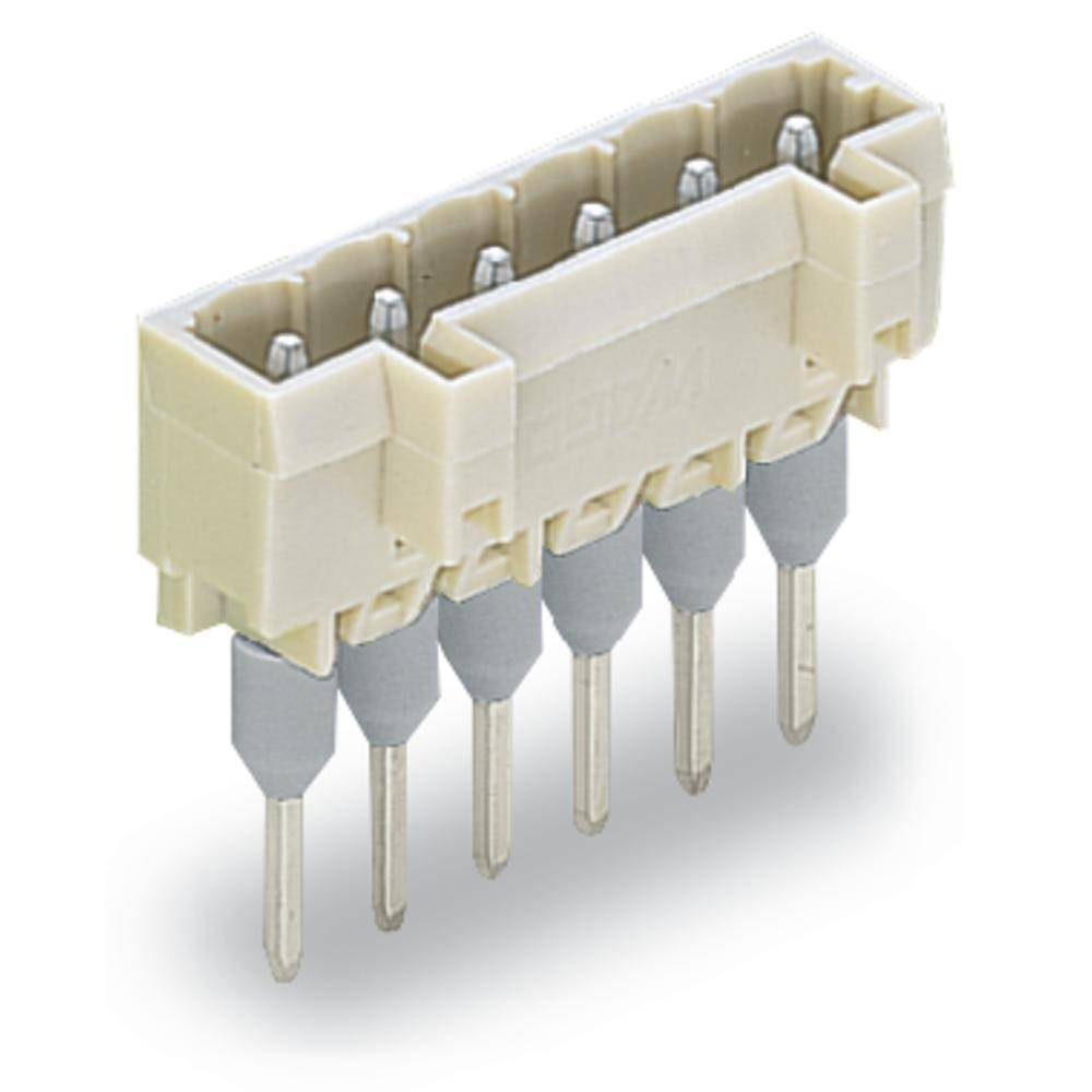 Pinski konektor (standarden) WAGO 721-172/003-000, mere: 5 mm 100 kosov