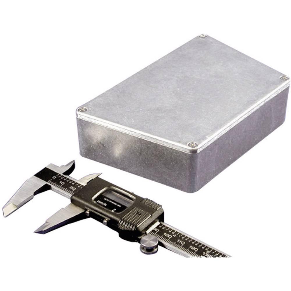 Universalkabinet 151.02 x 95 x 39 Aluminium Natural Hammond Electronics 1590TRPC 1 stk