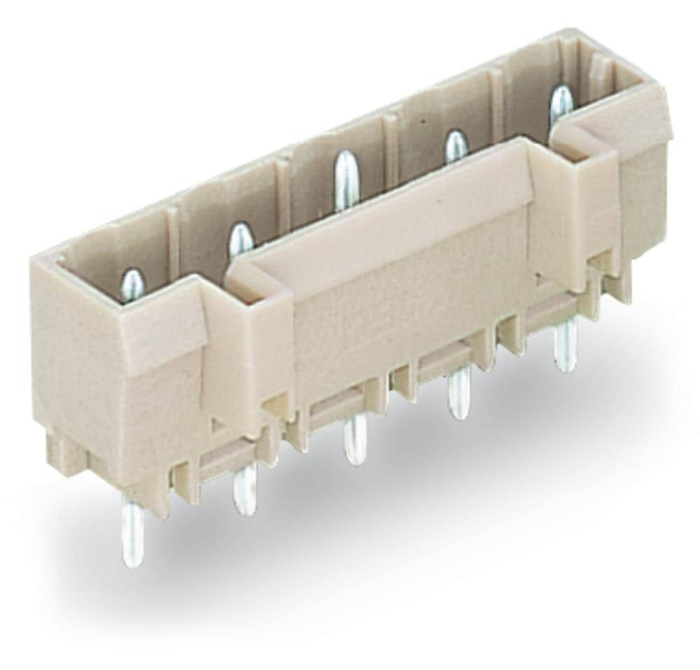 Pinski konektor (standarden) WAGO 721-239/001-000, mere: 7.50 mm 50 kosov