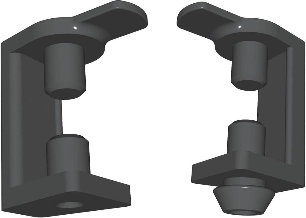 Nastavek za pritrditev ventilatorja z montažno nogo PB Fastener RLBS-200-20-20 1 kos