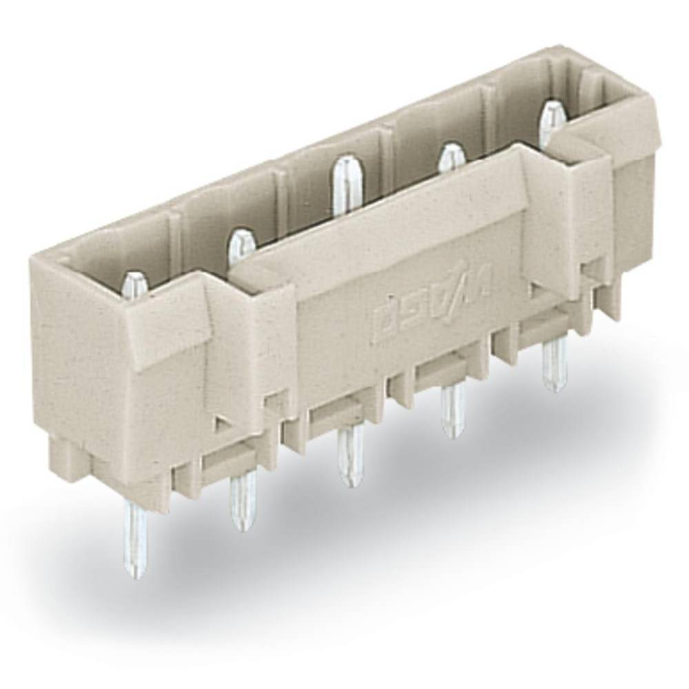 Pinski konektor (za tiskano vezje) število polov: 3 721-263/001-040 WAGO vsebuje: 200 kosov
