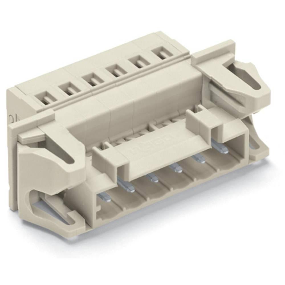 Pinski konektor (standarden) WAGO 721-605/114-042, mere: 5 mm 50 kosov