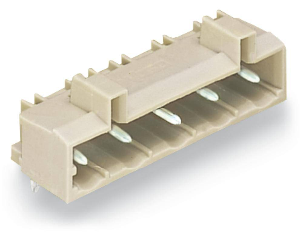 Pinski konektor (standarden) WAGO 721-836/001-000, mere: 7.50 mm 100 kosov