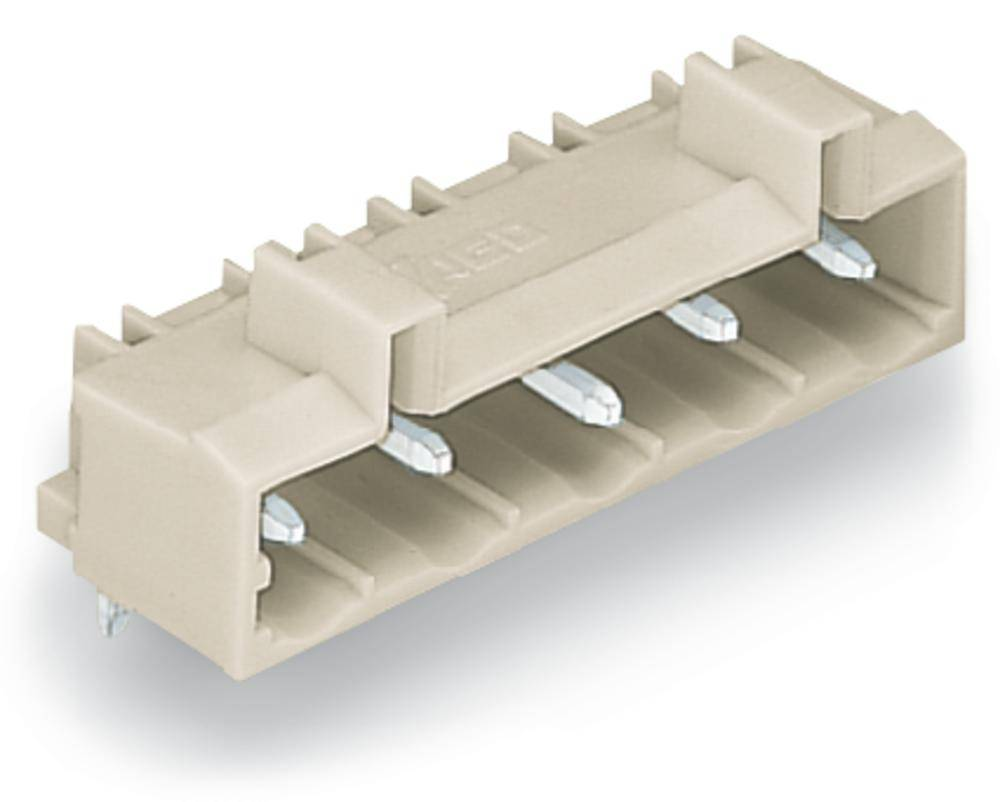 Stiftliste (standard) 2060 Samlet antal poler 7 WAGO 721-867/001-000 Rastermål: 7.50 mm 50 stk