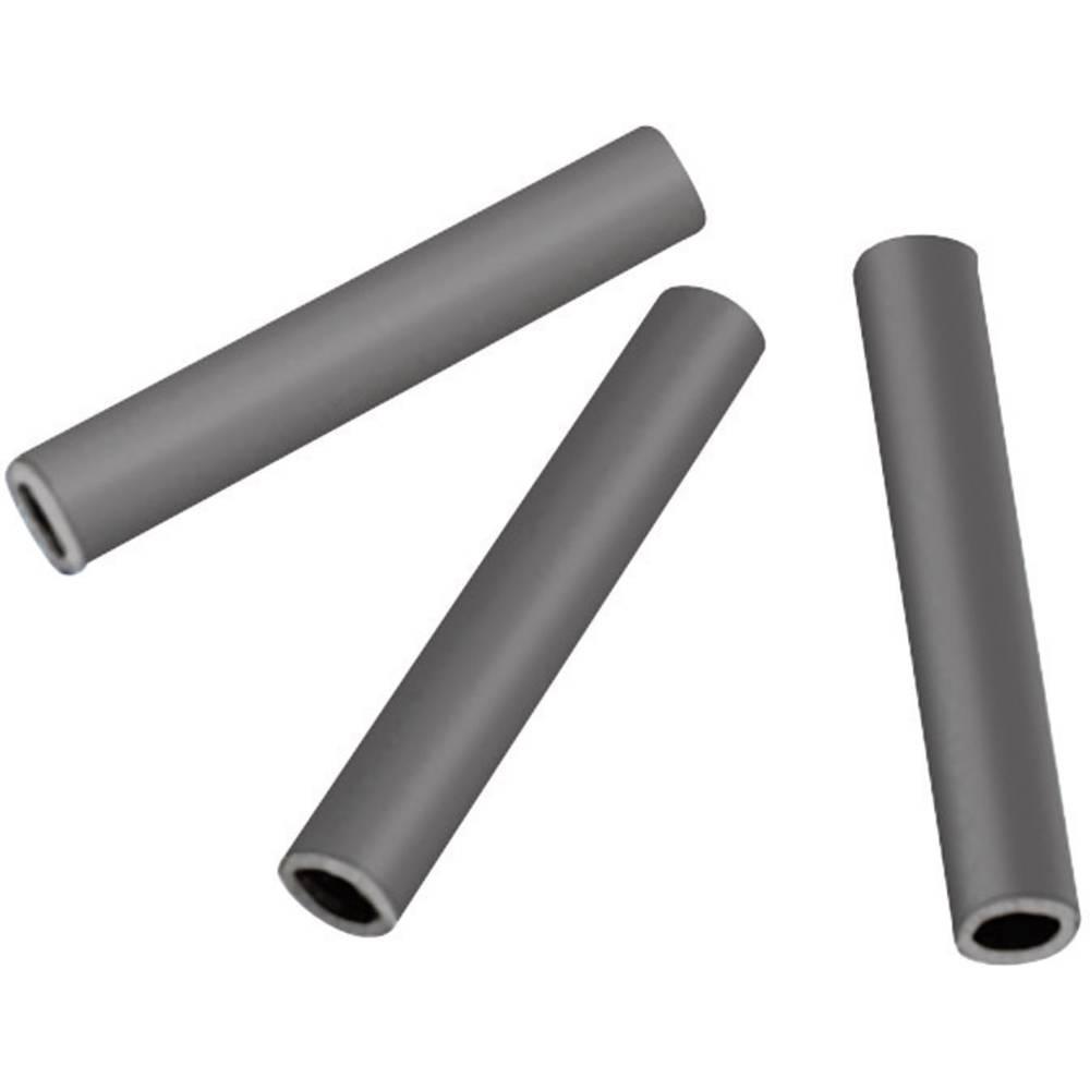 Kabelski tulec premer sponke (maks.) 6 mm kloropren-kavčuk črne barve HellermannTyton H30X25BK CR BK 1000 1 kos