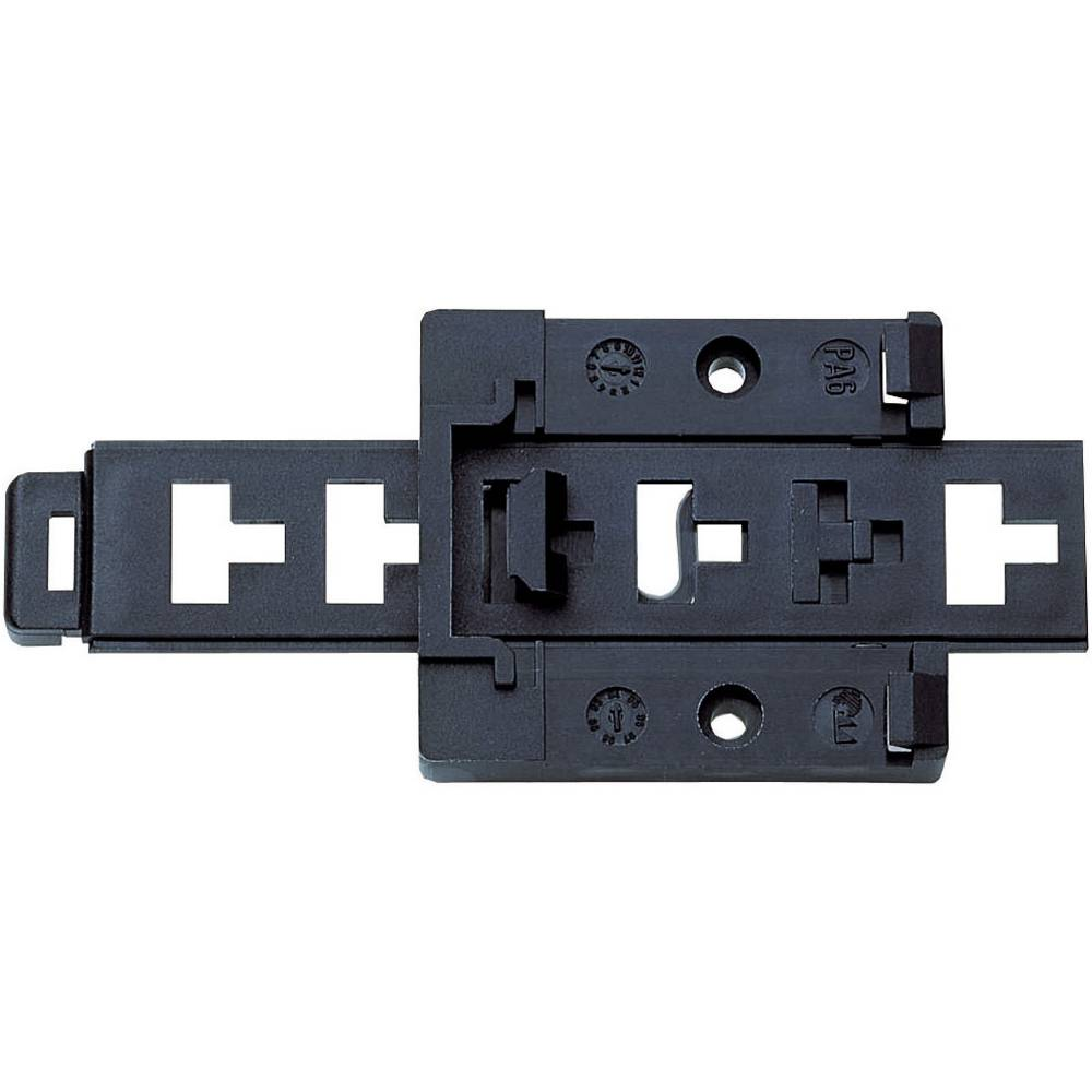 bopla 22035000 tsh 35 mounting rails bracket mounting rail holders