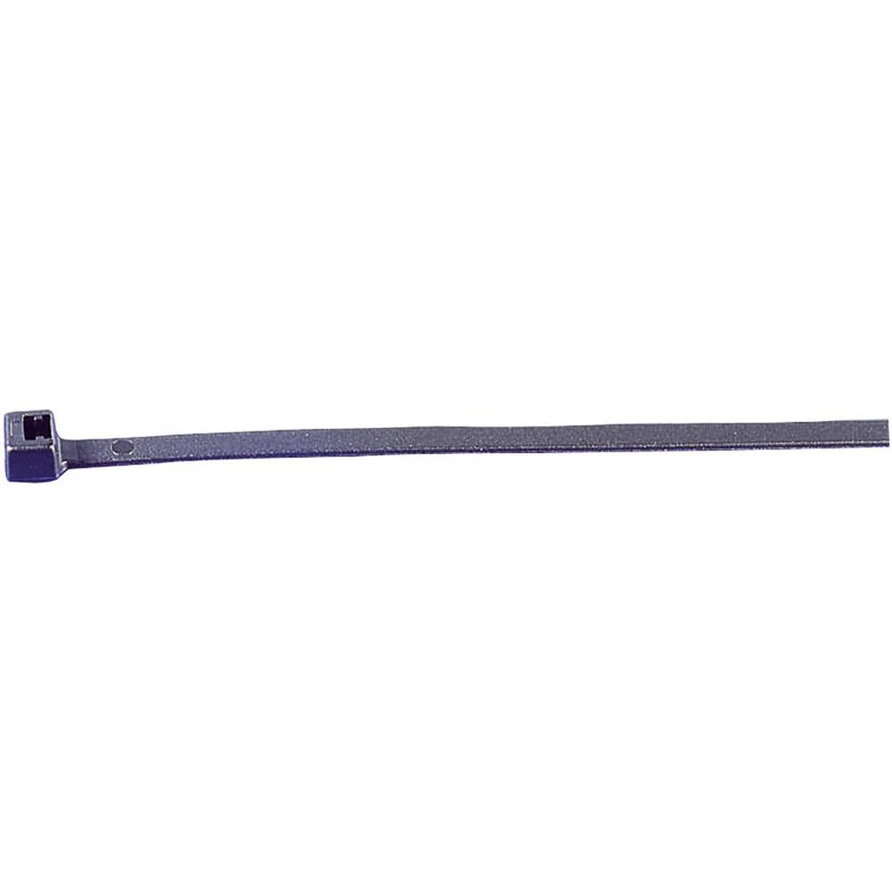 Vezice za kabele 380 mm naravne boje HellermannTyton 905-72005 UB385E-N-PA66-NA-C1 100 kom