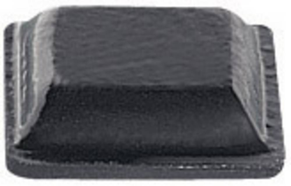 PB Fastener samoljepljive nogice za uređaje BS-20-BK-R-11 (Šx V) 10.2 mm x 2.5 mm, crne