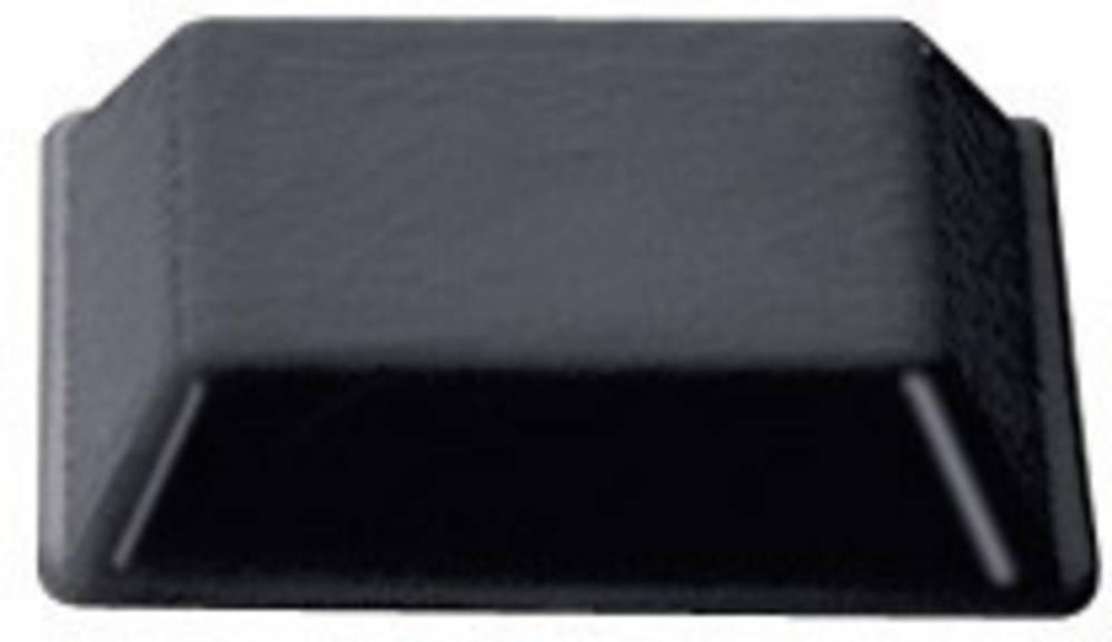 PB Fastener samoljepljive nogice za uređaje BS-32-BK-R-10 (Šx V) 12.7 mm x 3 mm, crne