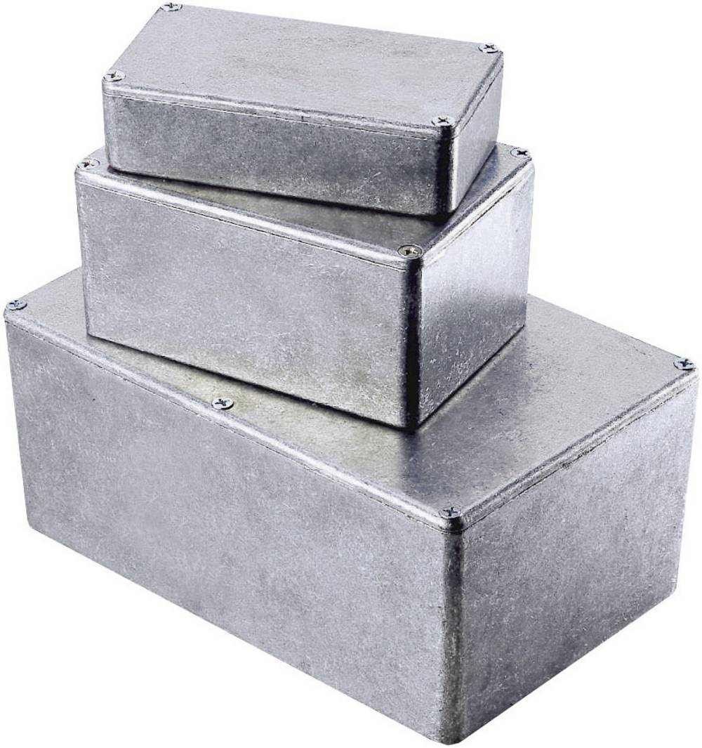Universalkabinet 188 x 120 x 56 Aluminium Trykstøbt Aluminium Hammond Electronics 1590WD 1 stk
