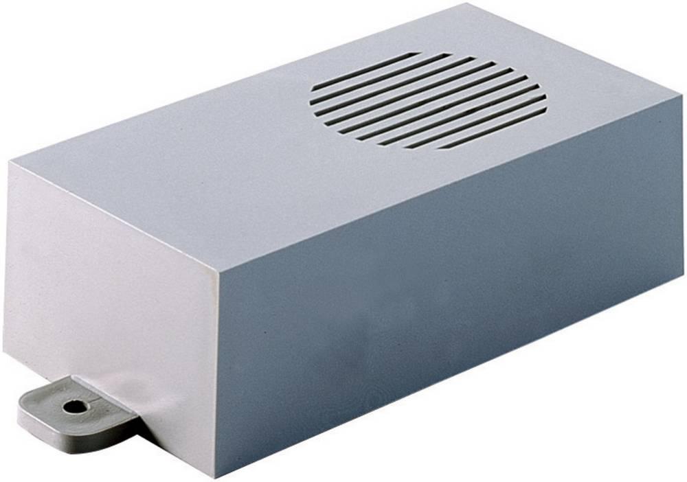 Strapubox Modul-Prazno-kućišteABS umjetna masa (DxŠ xV) 115 x60 x 35 mm siva C02 GRAU