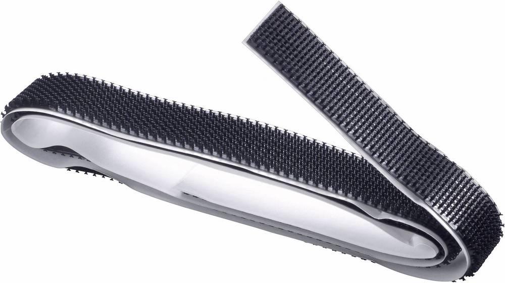 Samoljepljiva traka s čičkom Fastech prianjajući dio (D x Š) 1000 mm x 25 mm crna 1 M 25 MM 1 komad