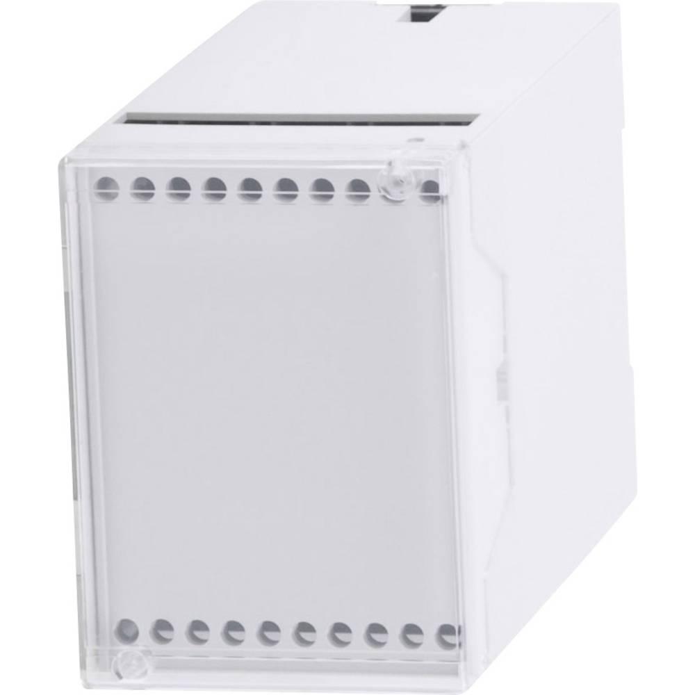 Combinorm-kabinet Bopla COMBINORM CN 55 AK Transparent dæksel 55 x 75 x 109.5 ABS Grå (RAL 7035) 1 stk