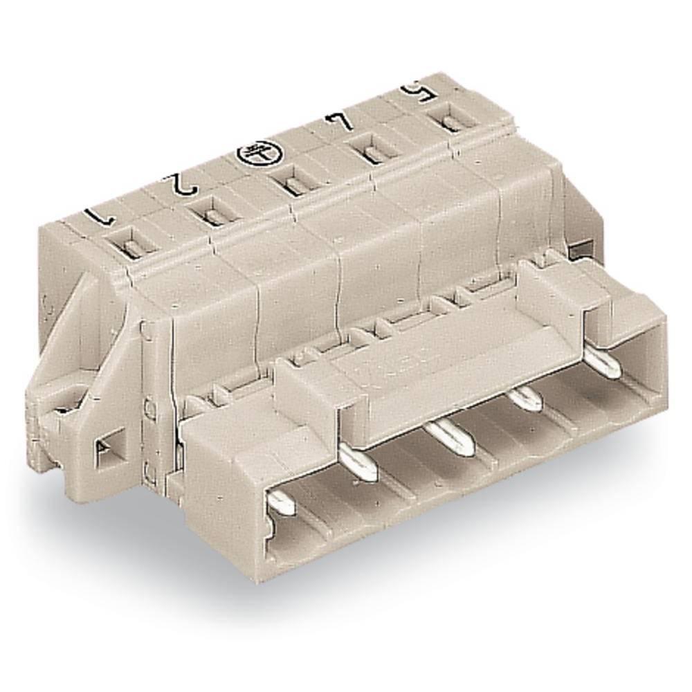 Pinski konektor (standarden) WAGO 723-604/019-042, mere: 7.50 mm 50 kosov