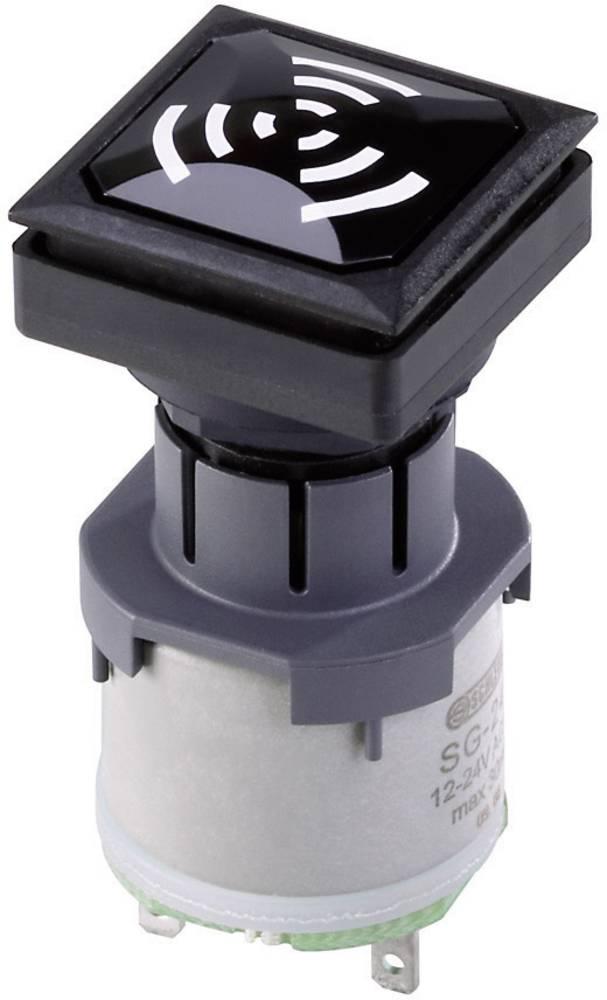 Akustični signalizator Oktron,hrup: 85 dB, 12-24 V AC/DC, 3hrup: 85 dB, 12-24 V AC/DC, 3 OKJNSG+SG-24V Schlegel