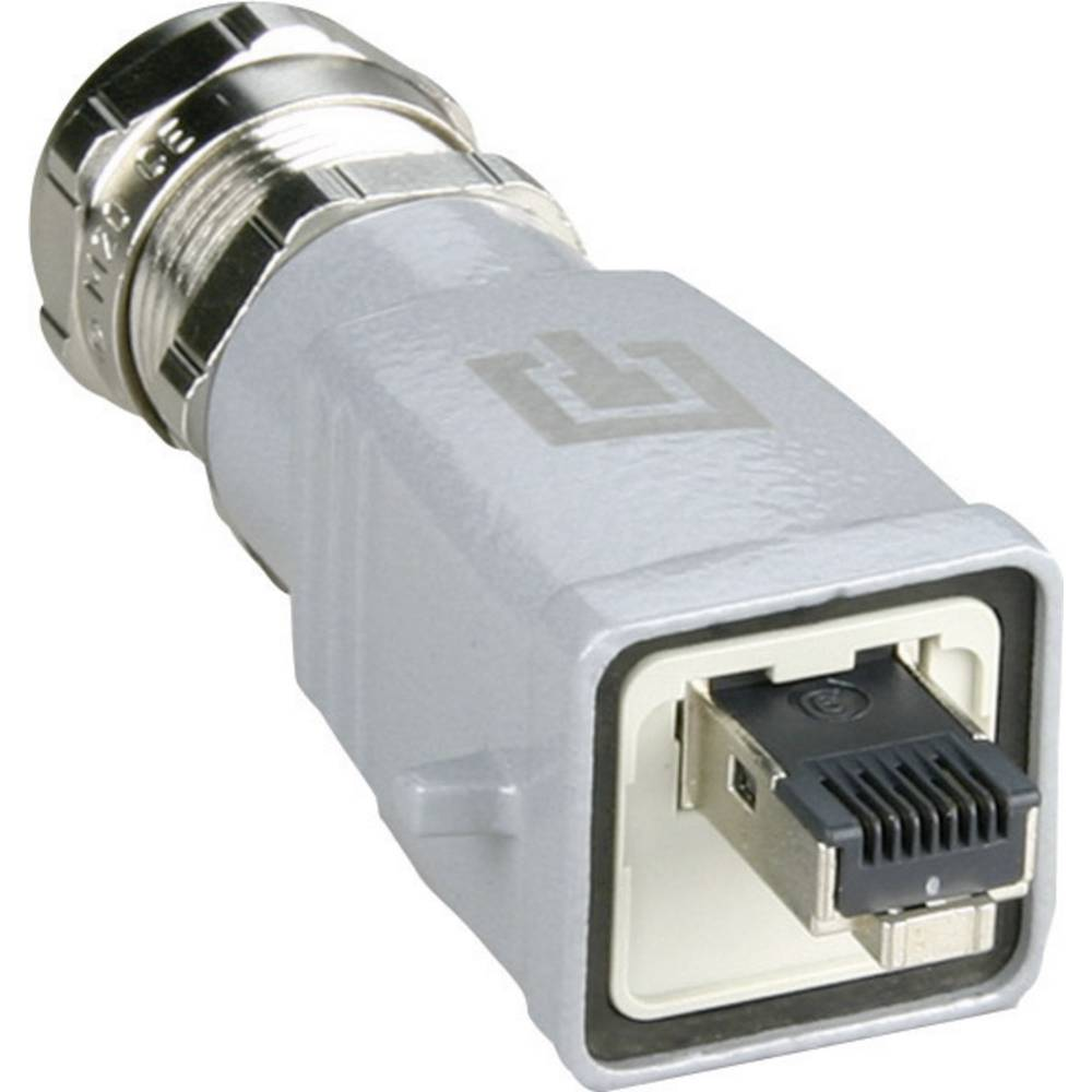 Metz Connect 1401465010me Rj45 Socket Straight Grey From Conrad Wiring A Or B