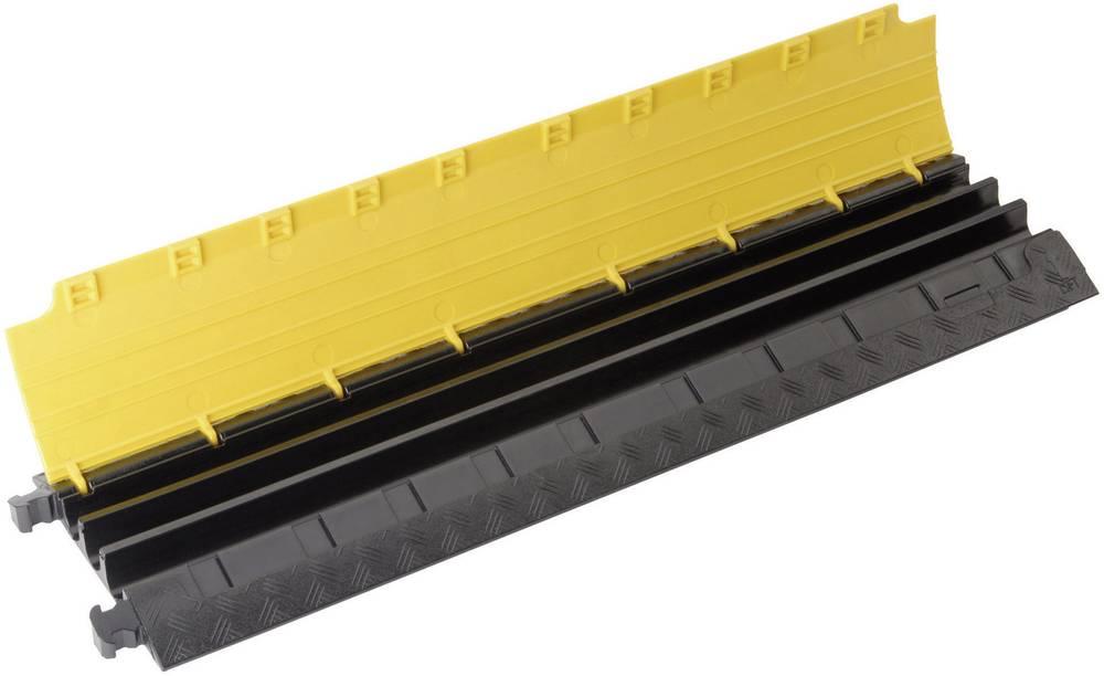 Talna zaščita za kable DEFENDER® MINI črna-rumena Adam Hall vsebina: 1 kos