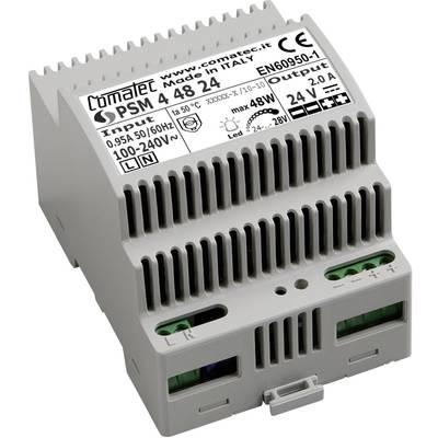 Comatec PSM4/48.24 Rail mounted PSU (DIN) 24 V DC 2 A 48 W