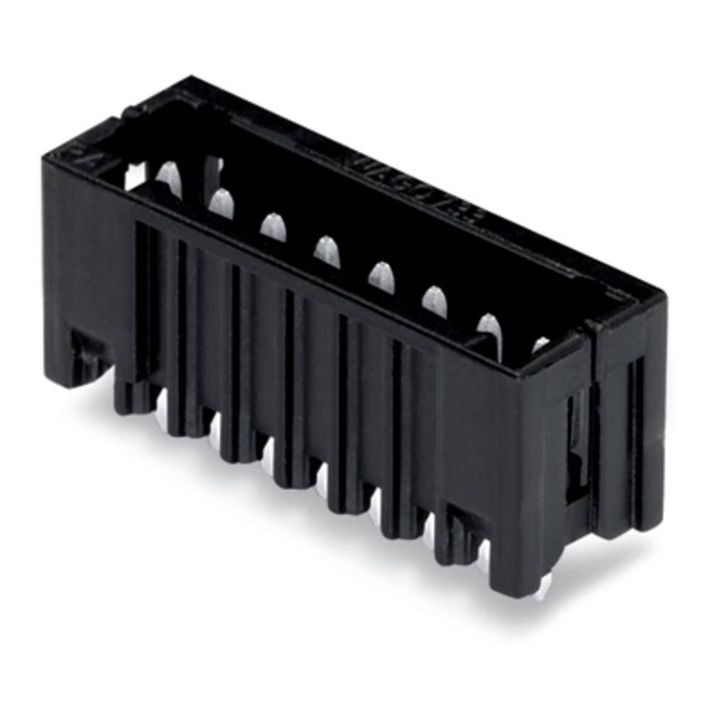 Pinski konektor (standarden) WAGO 733-333/105-604, mere: 2.50 mm 200 kosov