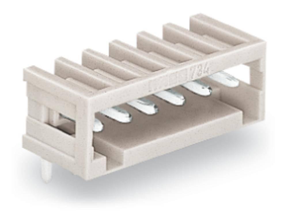 Pinski konektor (standarden) WAGO 733-372, mere: 2.50 mm 100 kosov