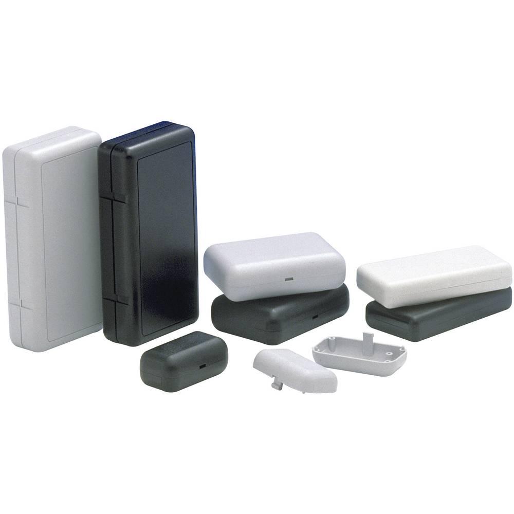Universalkabinet 131 x 66 x 30.5 ABS Sort TEKO SOAP 10008 1 stk