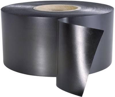 HellermannTyton 710-10802 Electrical tape HelaTape Wrap 25 Black (L x W) 30 m x 50 mm 1 Rolls
