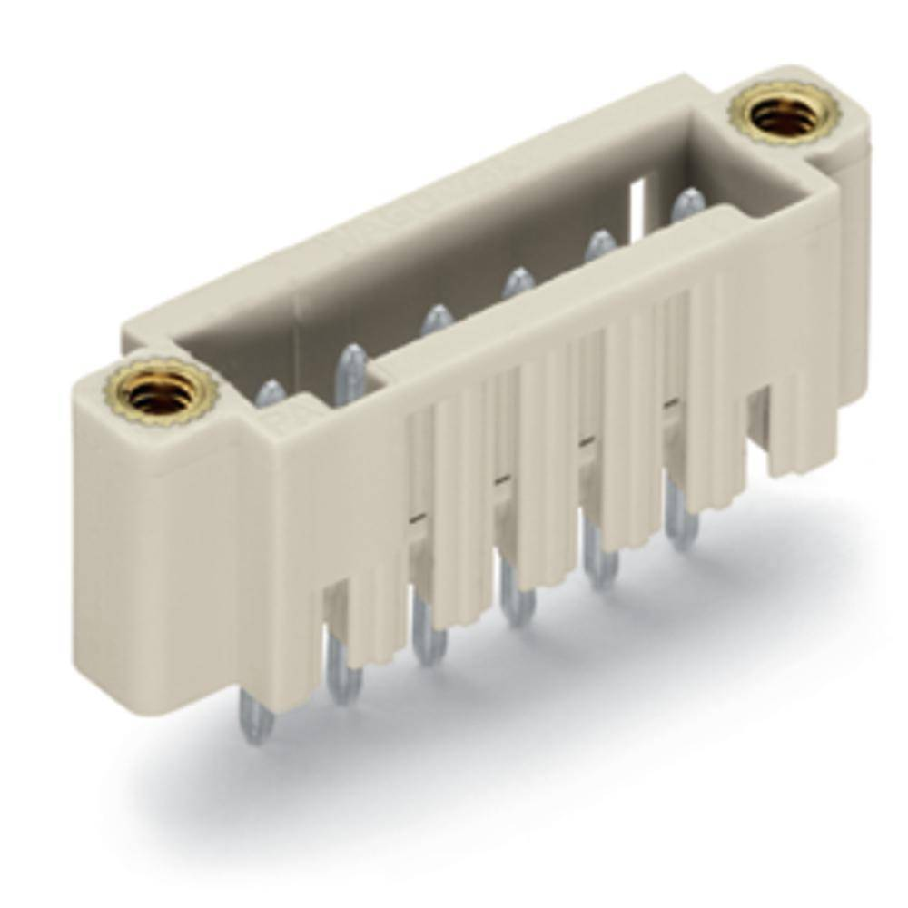 Pinski konektor (standarden) WAGO 734-142/108-000, mere: 3.50 mm 100 kosov