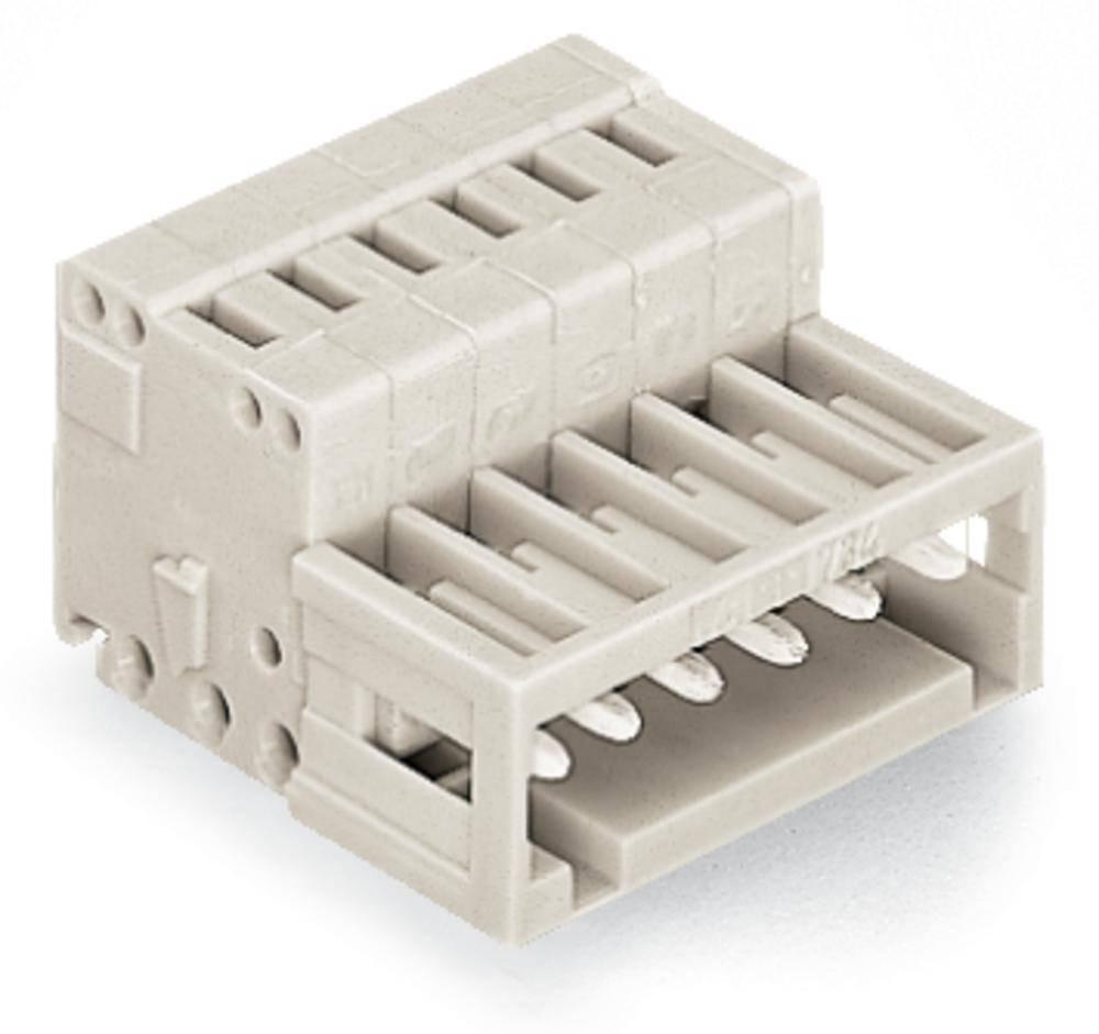 Pinski konektor, število polov: 6 734-306 WAGO vsebuje: 100 kosov