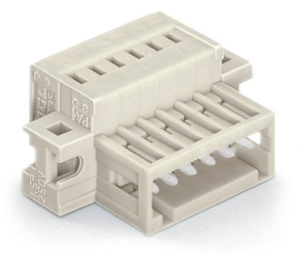 Pinski konektor, število polov: 6 734-306/019-000 WAGO vsebuje: 50 kosov