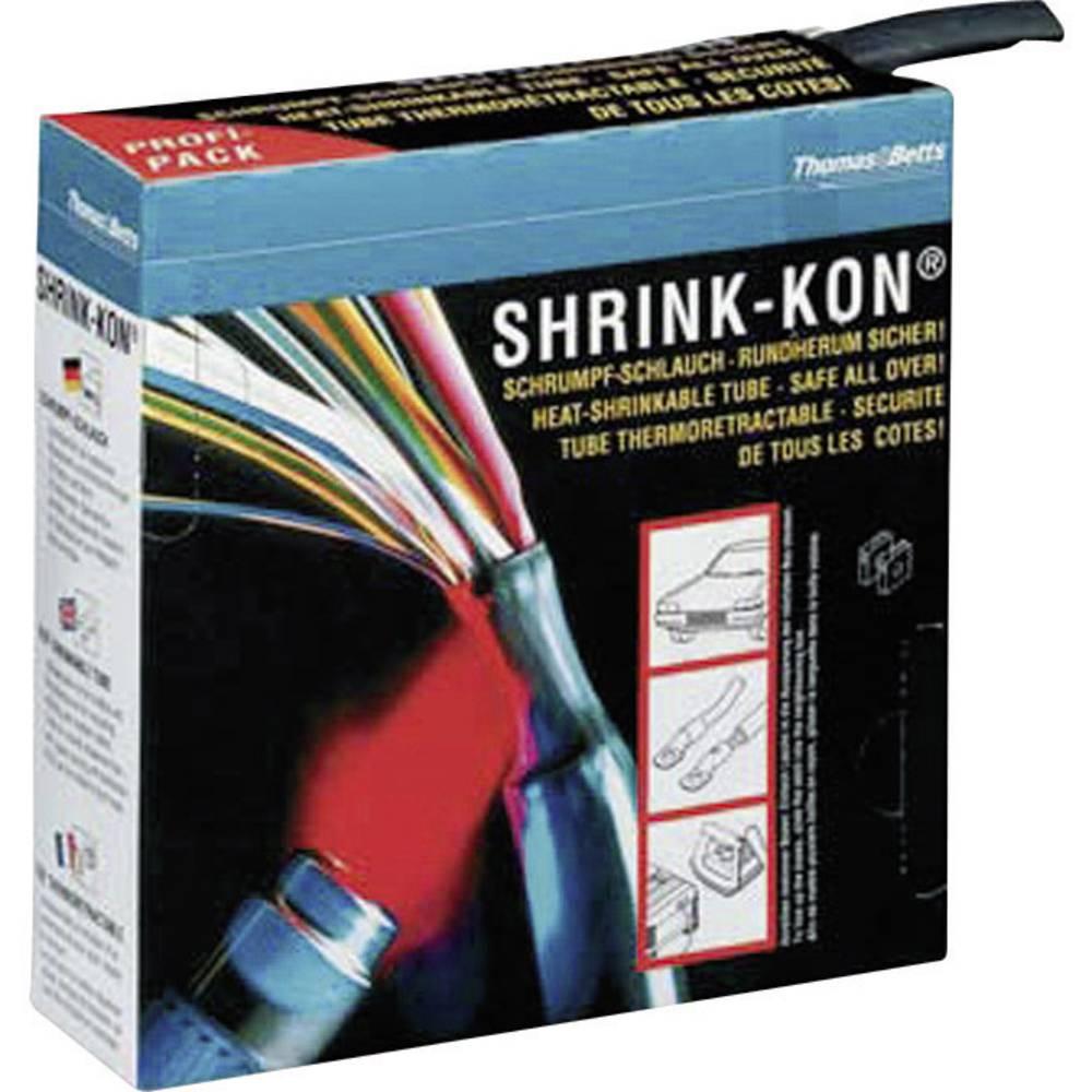 Toplotno skupljajuća cijev (Dispenser-Box) Shrink-Kon 3:1, 10,5m, prozirna PIG 0150-C-D ABB