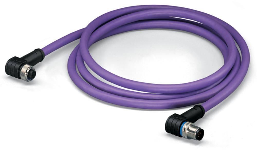PROFIBus-kabel, kotni 756-1106/060-200 WAGO vsebuje: 1 kos