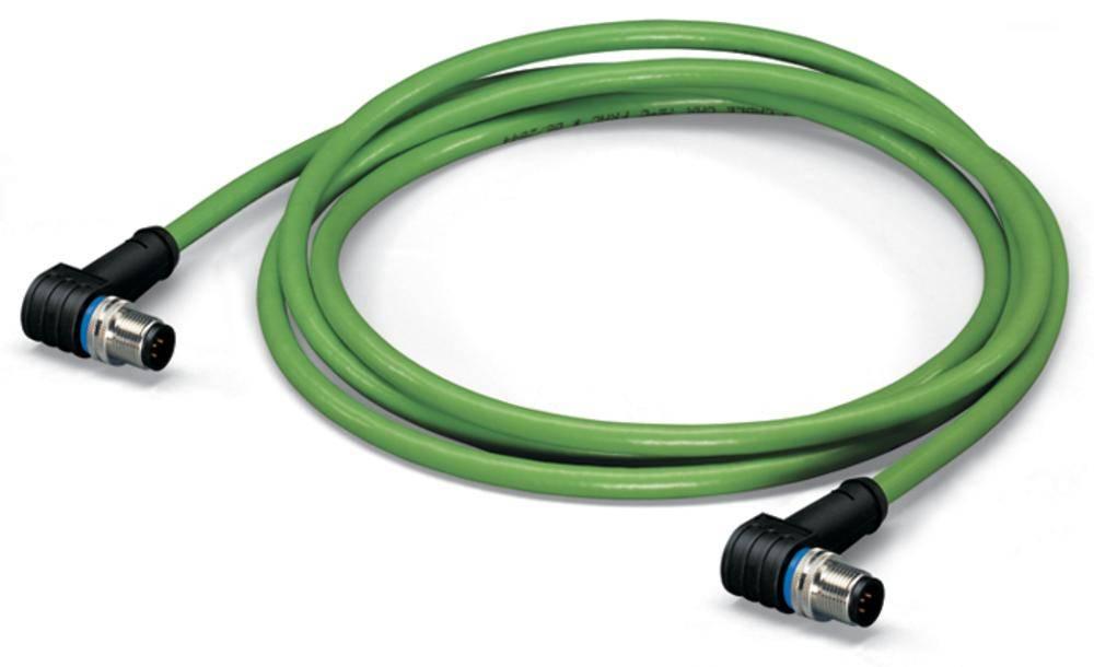 ETHERNET-/PROFINET-kabel, kotni 756-1204/060-100 WAGO vsebuje: 1 kos