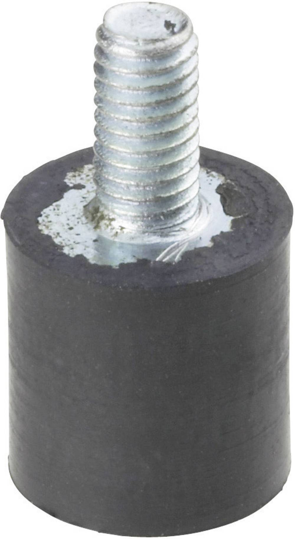 PB Fastener-Navojni ublaživač 121270, crn